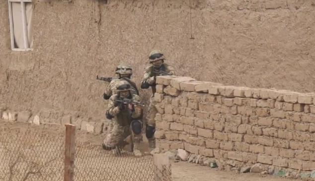 Против «незаконных вооруженных формирований»