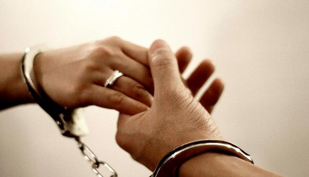 Заключенные в браке