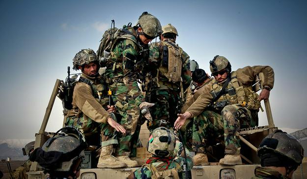 Кроты «Талибана»