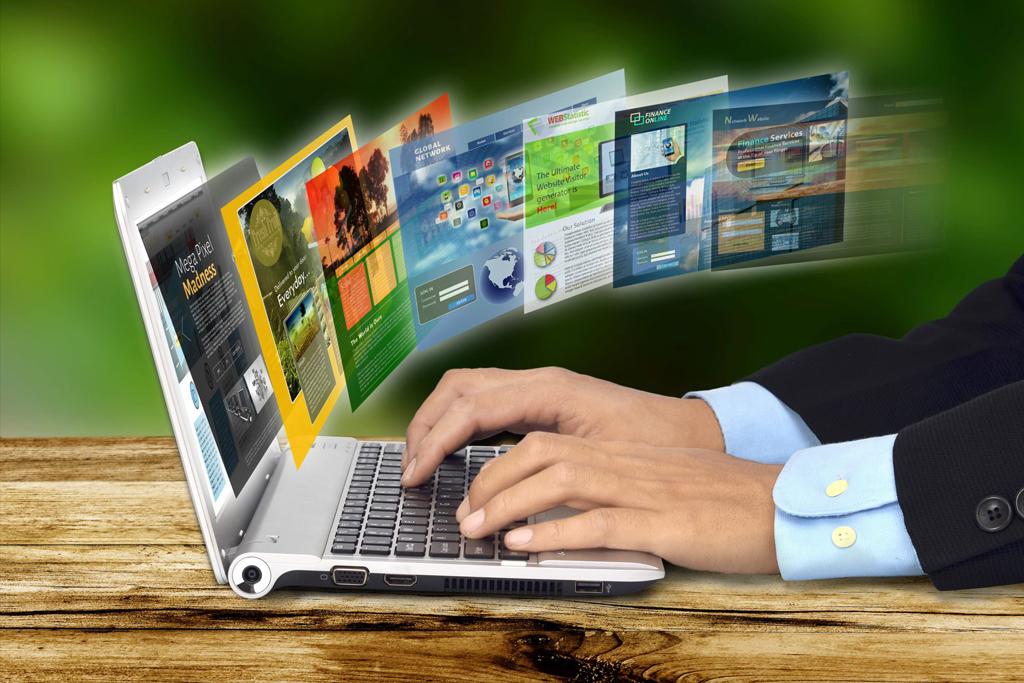 Создание сайта в сети: основные нюансы