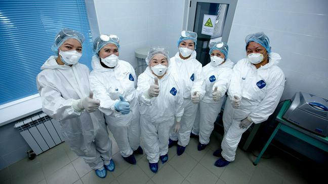 Эпидемия без погон, 500 тысяч неработающих мигрантов и крупное рогатое лекарство